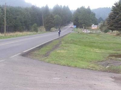 Terreno En Santo Tom¿s Ajusco, Carretera Picacho Ajusco
