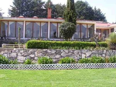 Casa Sola En Santo Tomás Ajusco, Leona Vicario