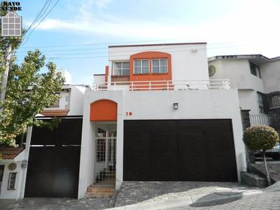 Casa En Fraccionamiento Cerrado Con Vigilancia