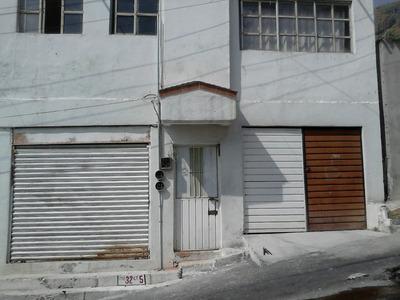 Casa Sola En Gustavo A Madero Cuenta Con 4 Deptos Independ