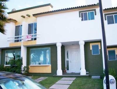 Hermosa Casa En Venta, Juriquilla