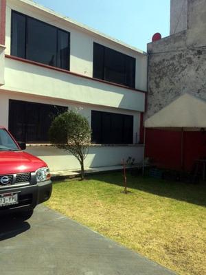 Casa En Venta En Una De Las Mejores Zonas De Tecamachalco