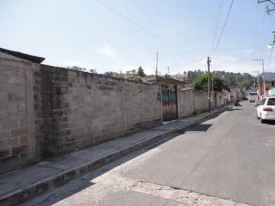 Terreno En Tlalmanalco, Carretera Federal Mexico - Cuautla