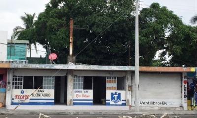 Renta De Local Comercial En Tampico, Blvd. Adolfo López Mateos Esquina Calle Escandón