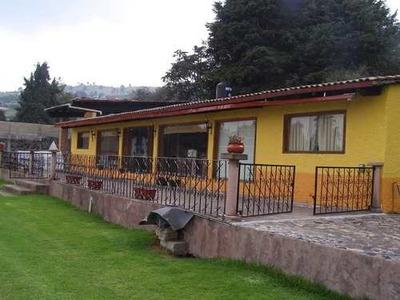 Casa Sola En Santo Tomás Ajusco, Cda. Jose Ma. Morelos