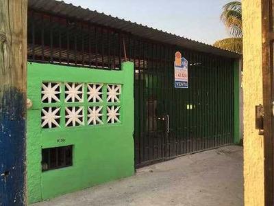 Casa En Venta, En Ciudad Del Carmen, Campeche, En El Fraccio