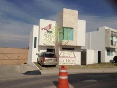 Renta Hermosa Casa Amueblada En Horizontes!!!
