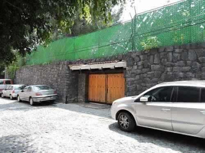 Terreno En San Angel Inn, Leandro Valle