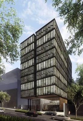 Edificio Nuevo En Obra Gris; Piso 2 Al 11 Con 746 M2 Quiroga