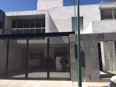 Moderna Casa En Venta, En Cerro Del Agua Copilco (mci032)