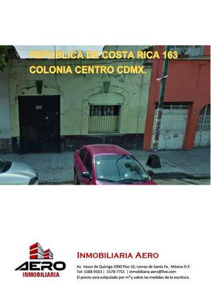 Costa Rica Casa Como Terreno Uso De Suelo H -5 Mixto
