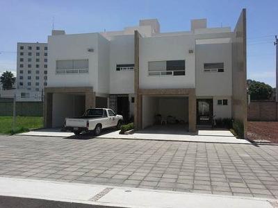 -- Rcv353n-287 -- 2 Hermosas Casas Nuevas En Fraccionamie