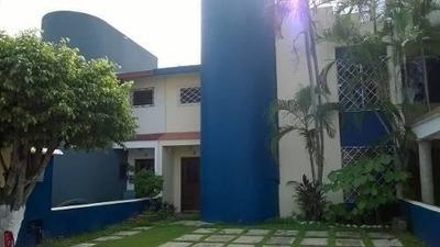Casa Sola En Fracc. La Choca, La Choca Villahermosa