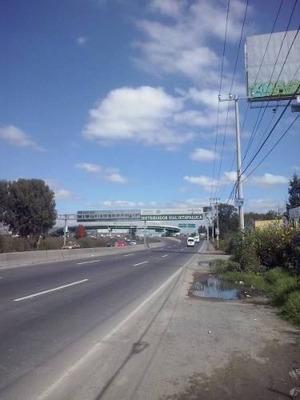 Terreno En Ixtapaluca Centro, Carreter Federal 115