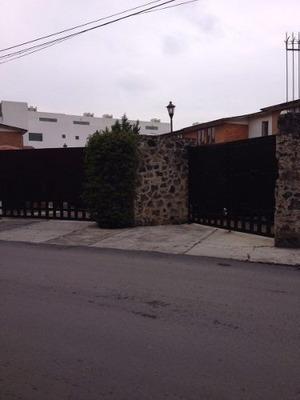 Casa En Condominio En Tepepan, Camino Real Al Ajusco