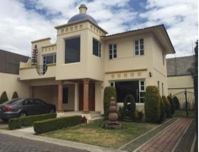 Oportunidad Hermosa Casa En Metepec