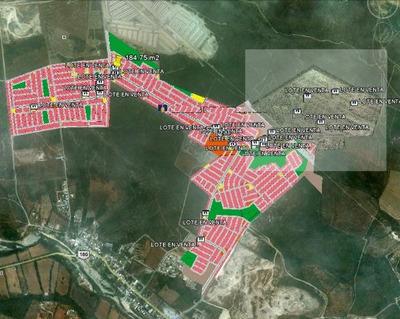 Terreno Comercial 1,544 Mts $2,050 M2 Colinas Del Roble Pesquería, N.l