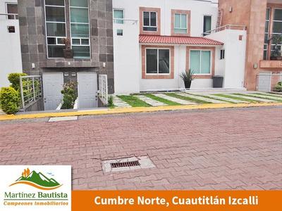 Preciosa Casa En Venta Cumbre Norte, Cuautitlán Izcalli
