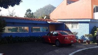 Casa En Condominio, Camino Real Al Ajusco