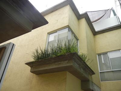 Preciosa Casa En Condominio En La Roma