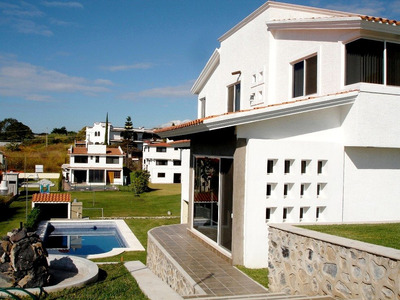 Rento Casa En Lomas De Cocoyoc (4,500 Fin De Semana Regular)