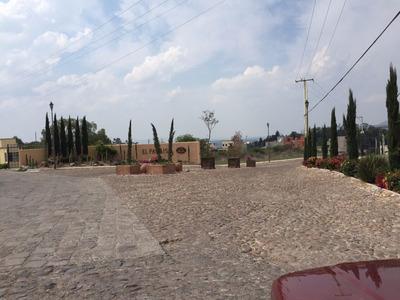 Macrolotes En Calle Salida A Queretaro Zona Comercial San Mi