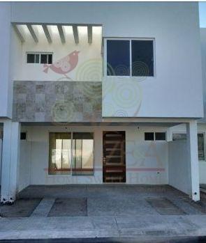 Renta Hermosa Casa Amueblada En Almeria En Pozos!!!