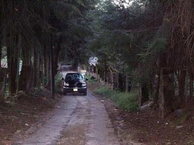 Terreno En Santo Tomás Ajusco, Carretera Picacho Ajusco