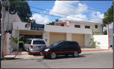 Oportunidad De Inversión En Bienes Raíces, Locales Comerciales En Venta En Mérida