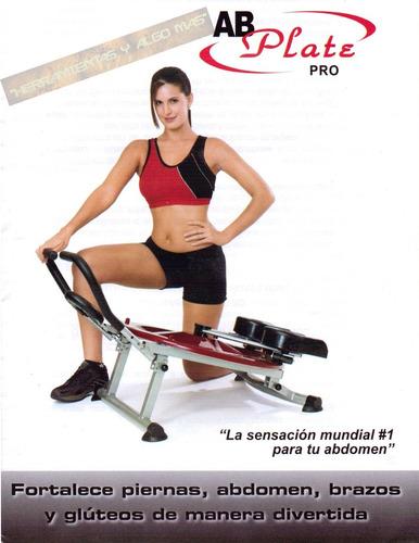ab plate pro tonifica y fortalece tu abdomen piernas brazos