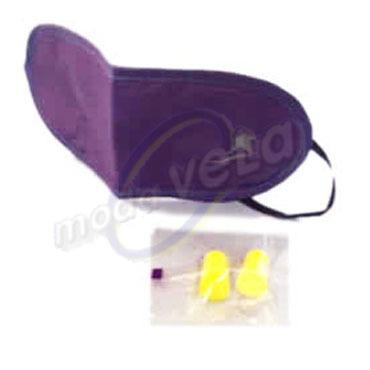 antifaz para dormir y tapones para el oido