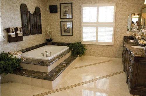 Ba os marmol para ba os pisos y acabados naturales for Marmol para escaleras precio
