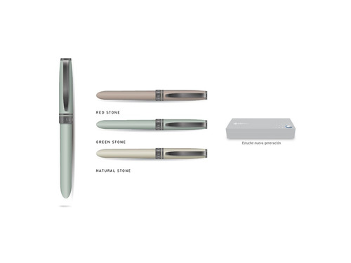 bolígrafo de metal sabonis mod. stone.