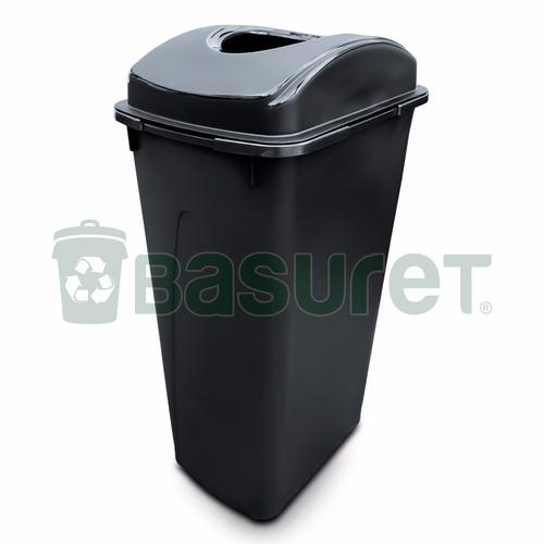 bote de basura plastico