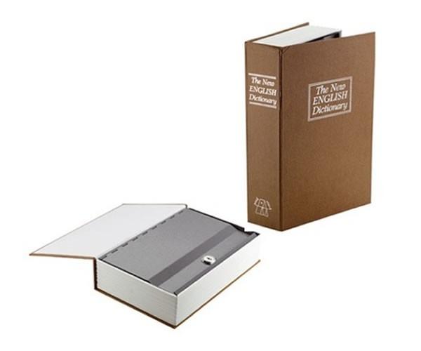 Caja fuerte camuflaje de libro en mercado libre - Caja fuerte precios ...