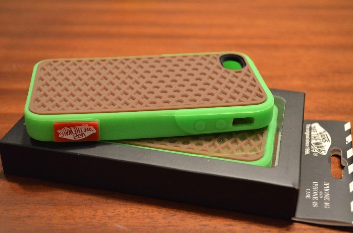 Case protector iphone 5 5s waffle vans original empaque en mercado libre - Donde comprar fundas para moviles ...