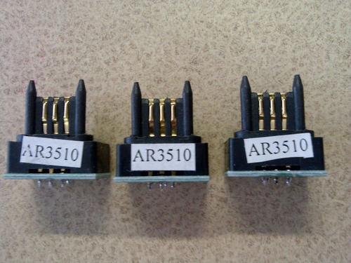 chip cartucho toner copiadora imagistic im3510,im3511,im4510