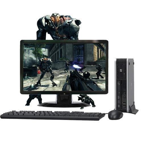 cibercafe 5 pc's hero plus core2duo+ monitor 20+ regalos #l