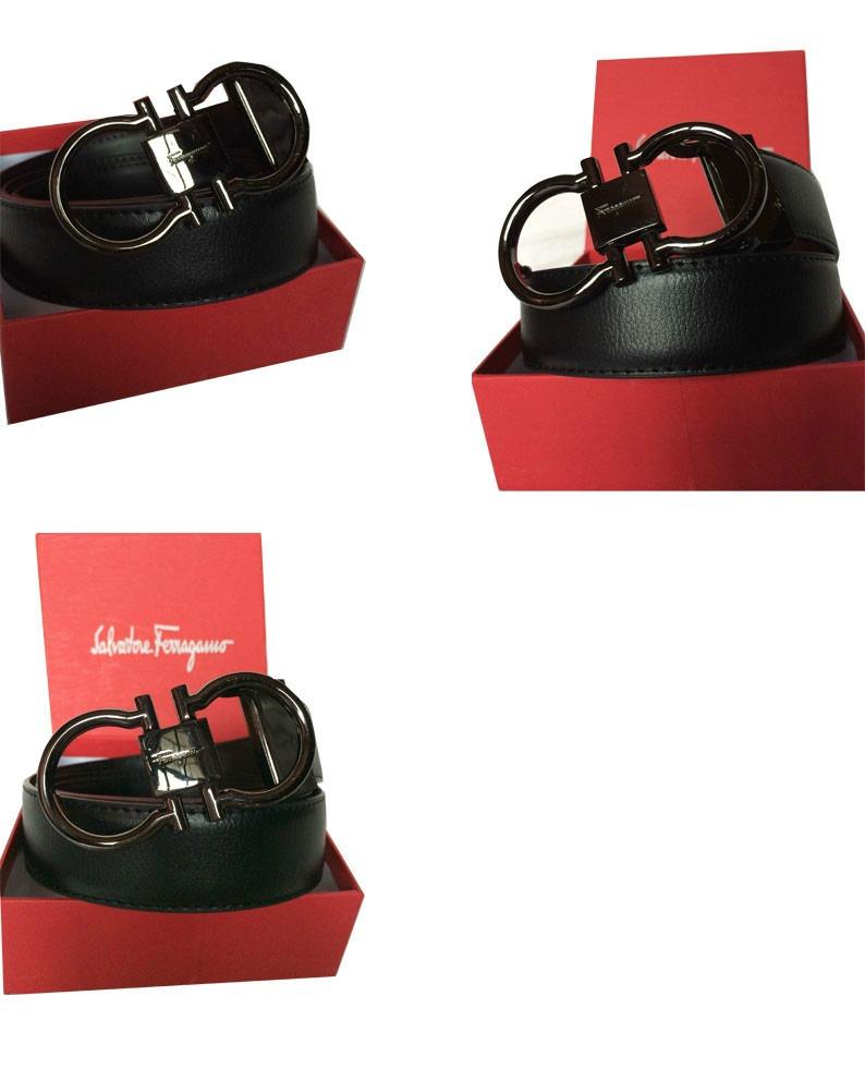 Cinturones Ferragamo - $ 449.00 en Mercado Libre