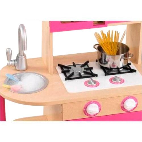 Cocinita madera el corte ingles galer a de dise o para Cocina juguete carrefour