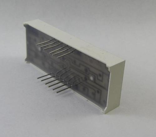display 7 segmentos catodo comun 4 digitos - pic atmel avr