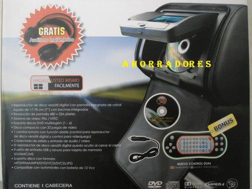 dvd para auto