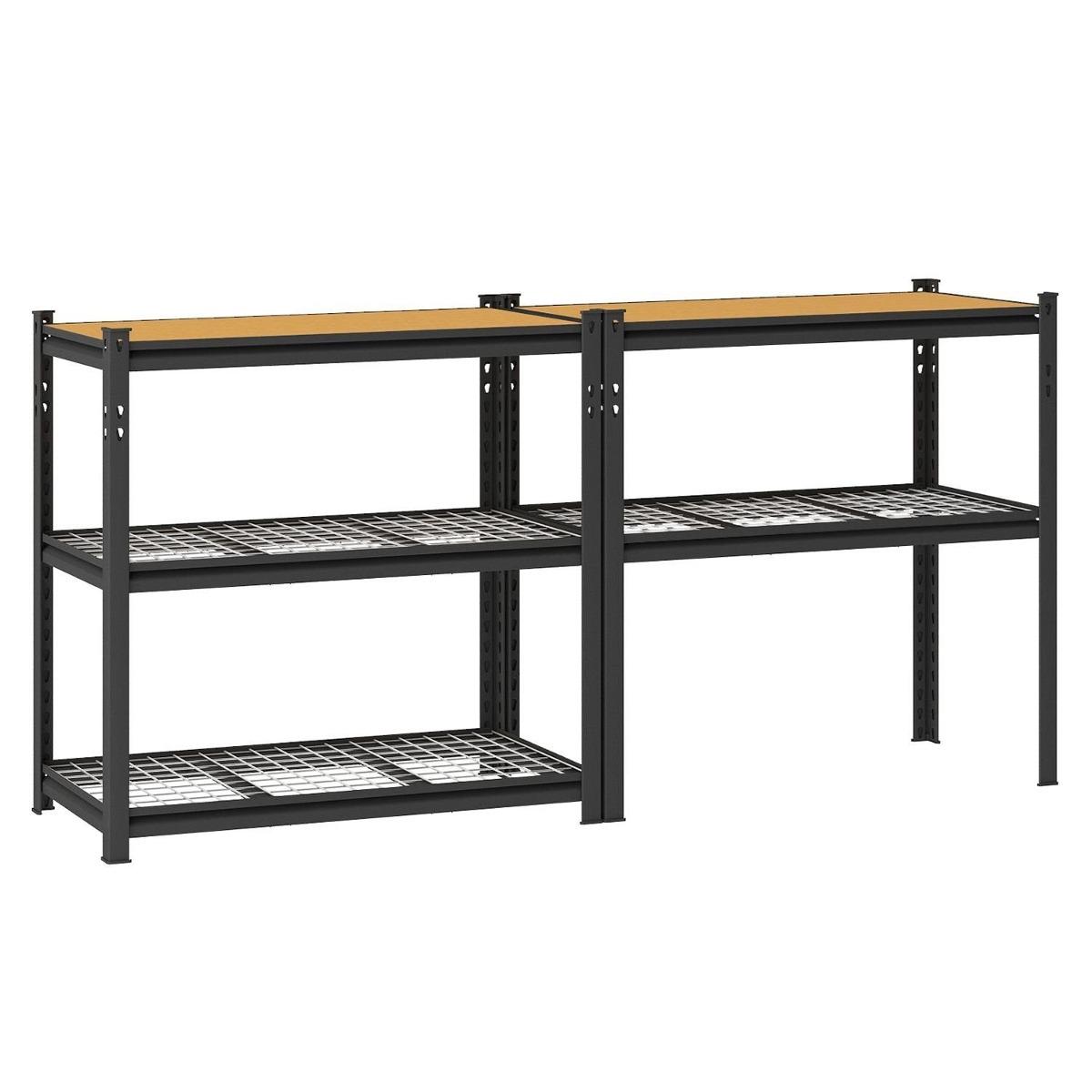 Estante Rack Anaquel 5 Repisas Organizador Garage Taller $ 3 999.00  #9C6E2F 1200x1200