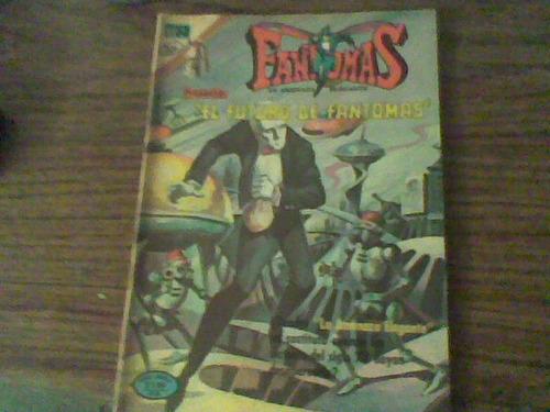 fantomas serie aguila 204