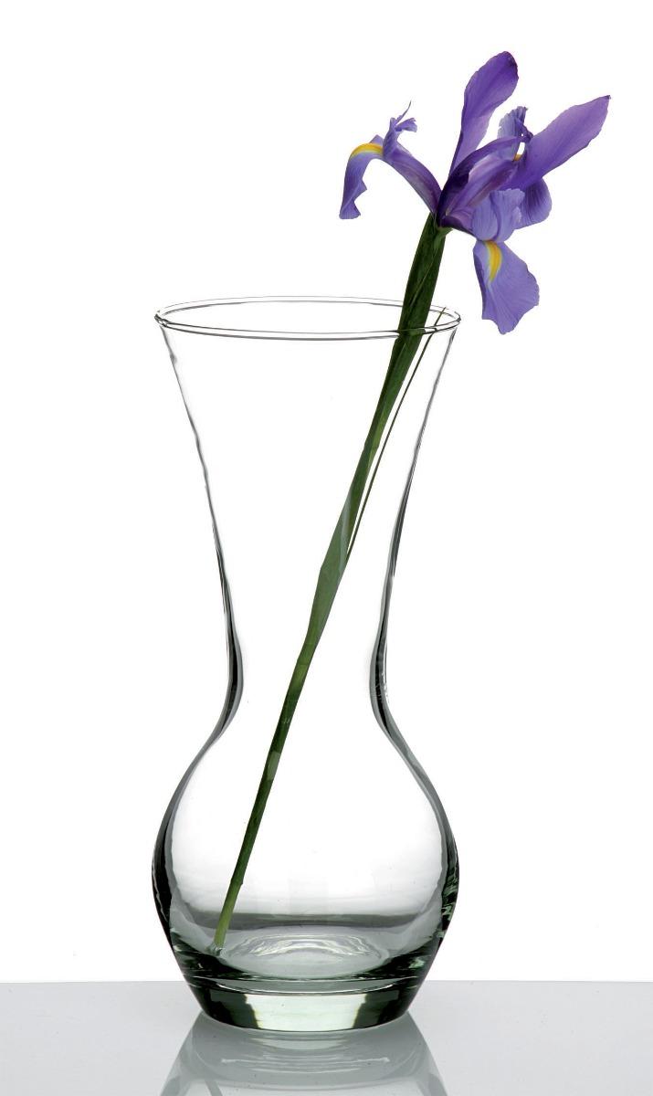Florero de vidrio de 30 cm crisa en mercado libre - Fabrica de floreros de vidrio ...