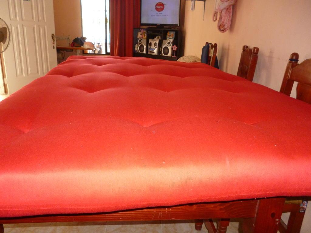 Futones artesanales de materiales naturales organicos 4500 for Precio de futones