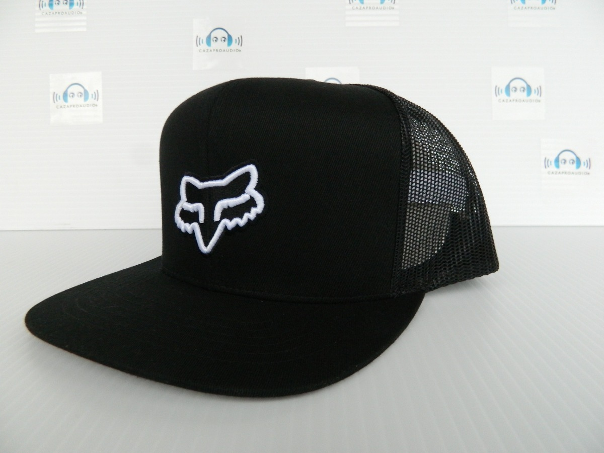 Gorra Fox Racing Station Talla Ajustable 100% Original a984348ad87