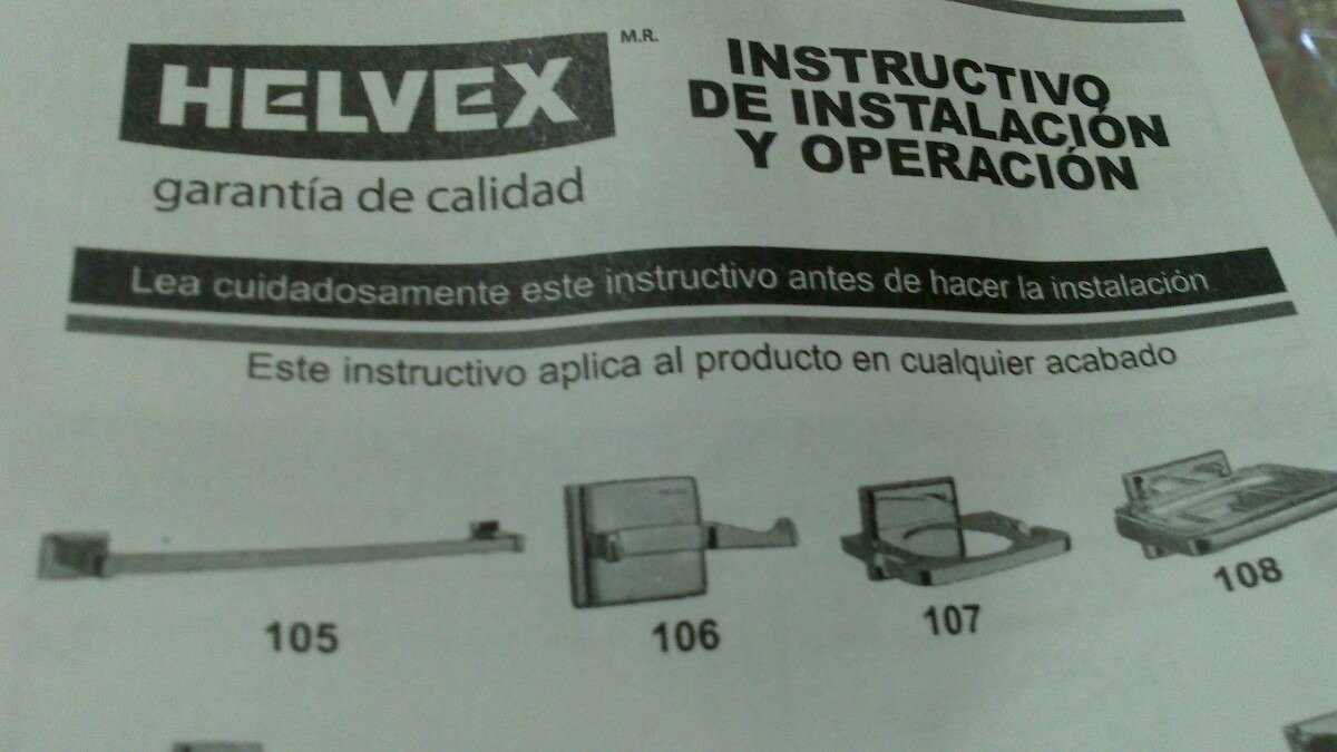 Muebles Para Baño Helvex:Helvex Jabonera 108 – $ 30000 en Mercado Libre