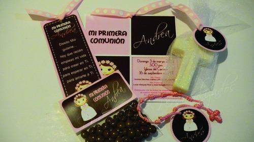 kit impmirmible recuerdos invitaciones dulces personalizados