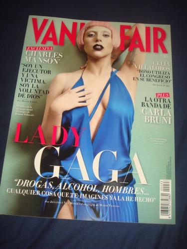 lady gaga revista vanity fair